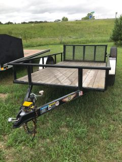 2013 H&H RS 10 1 Trailer - Utility Hancock, WI