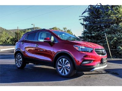2019 Buick Encore Essence (Red Metallic)