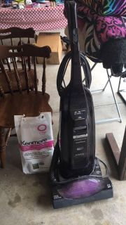 (F) Kenmore Progressive direct drive vacuum cleaner with extra bags