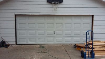 Garage Door plus motor