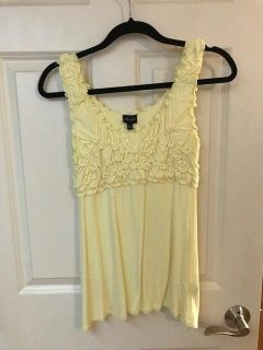 Size S- Willa Smith Baby Doll Top