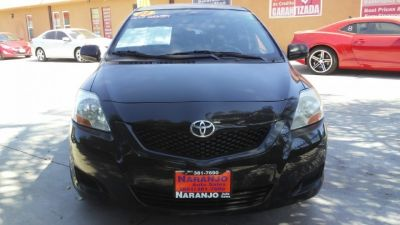 2009 Toyota Yaris 4dr Sdn Auto (Natl)