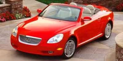 2003 Lexus SC 430 Base (Tan)
