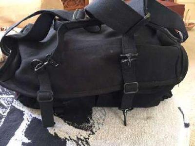 Domke camera bag