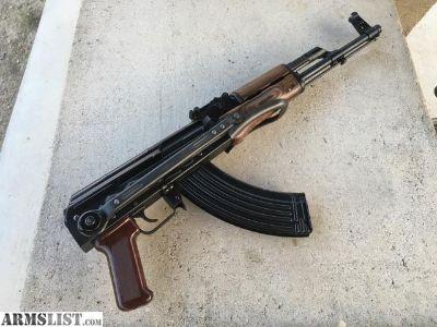 For Sale/Trade: Custom built AK47 Underfolder