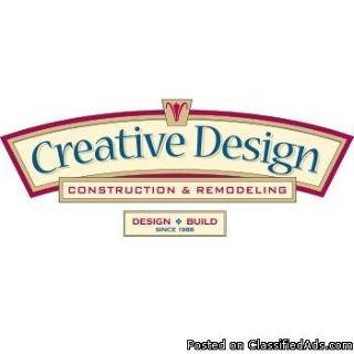 Creative Design Construction & Remodeling, Inc.