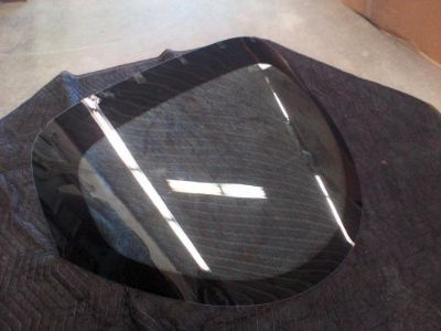 Purchase DODGE VIPER Back Window Glass Coupe 2006 2008 2009 2010 motorcycle in Eagle River, Wisconsin, United States, for US $850.00