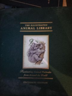 The Illustrated Animal Library