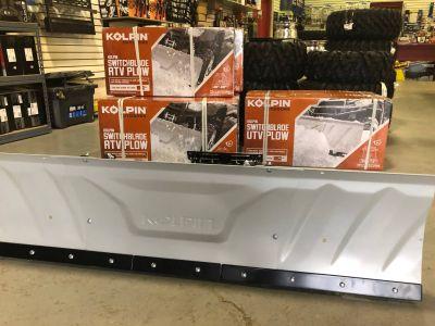 2018 Honda Kolpin Snow Plow, WInch Combo Accessory Brilliant, OH