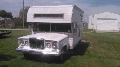 1963 Jeep Motorhome