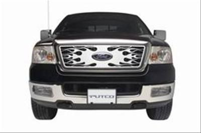 Find Putco Flaming Inferno Stainless Steel Grille 89442 motorcycle in Tallmadge, Ohio, US, for US $179.99