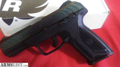 For Sale: RUGER SECURITY 9 W/EXTRAS