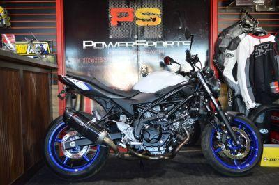 2017 Suzuki SV650 Standard/Naked Motorcycles Lake Park, FL