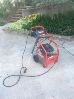 Free for parts power washer