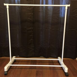 Garment /Storage Rack on casters (2 Available)