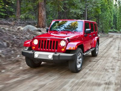 2014 Jeep Wrangler Unlimited Sport (Black Clearcoat)