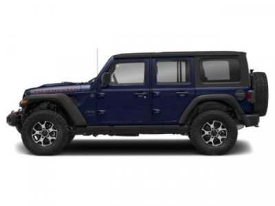 2019 Jeep Wrangler Unlimited Rubicon (Ocean Blue Metallic Clearcoat)