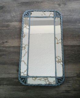 Mirrored Vanity Tray. ..
