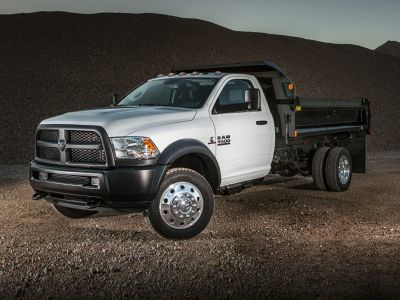 2018 RAM 5500HD Tradesman (Bright White Clearcoat)