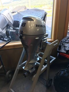 2018 Honda Marine BF8DK3SHA Fishing Outboard Motors Ponderay, ID