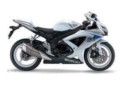 2008 Suzuki GSX-R600 SuperSport Motorcycles Houston, TX