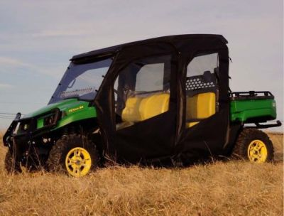 Find John Deere 550 S4 Full Enclosure - Hard Windshield, Doors, Canopy & Rear Window motorcycle in Lexington, Kentucky, United States, for US $1,451.00