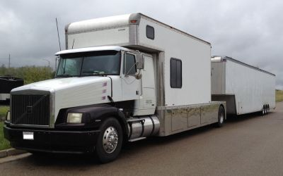 48 Competition Enclosed Stacker Trailer