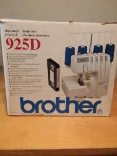 Brother 925D Serger/Sewing Machine