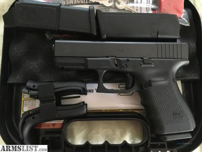 For Trade: G19 gen 4