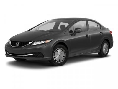 2013 Honda Civic HF (Gray S)