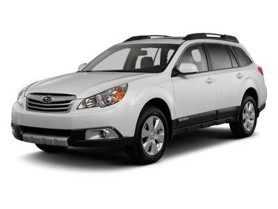 2010 Subaru Outback 2.5i Premium (Steel Silver Metallic)