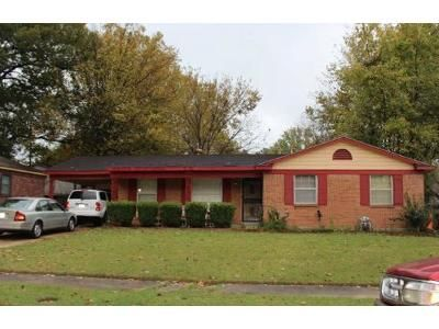 3 Bed 1.5 Bath Foreclosure Property in Memphis, TN 38127 - Rand Ave