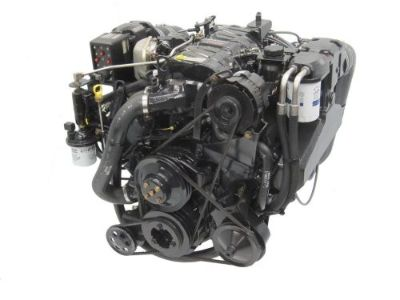 Sell Volvo Penta 7.4L 454 Gi Complete New Boat Engine Fuel Injected 310hp motorcycle in Worcester, Massachusetts, United States, for US $12,995.00