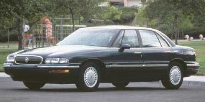 1998 Buick LeSabre Custom (Bright White)