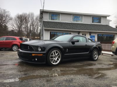 2009 Ford Mustang Shelby GT500 (Black)