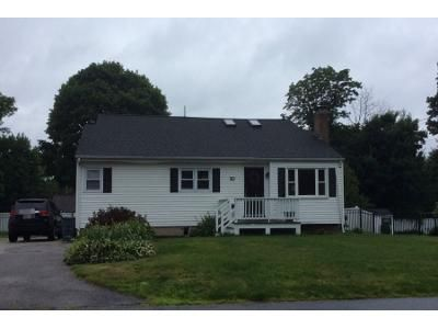 4 Bed 2 Bath Preforeclosure Property in Andover, MA 01810 - Brookfield Rd