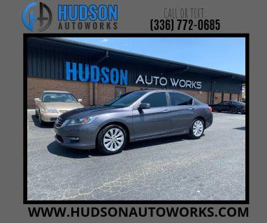 2013 Honda Accord EX (Grey)
