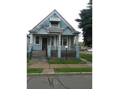 3 Bed 1 Bath Foreclosure Property in Detroit, MI 48210 - 35th St