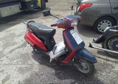 1995 Yamaha XC125