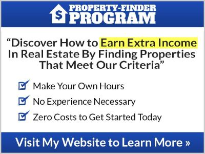 Earn $3,000 and up Finding Properties in The Baltimore Area
