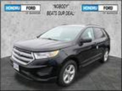 2018 Ford Edge Black