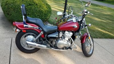 2009 Kawasaki VULCAN LTD 500