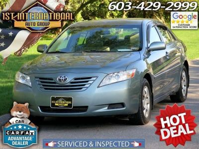 2007 Toyota Camry CE (Teal)