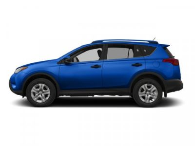 2015 Toyota RAV4 LE (Blue Crush Metallic)