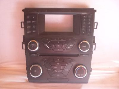 Buy 15 2015 Ford Fusion OEM Radio Control Panel GS7T-18E243-EC P7041 motorcycle in Williamson, Georgia, United States