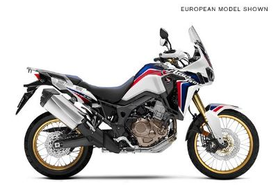 2017 Honda Africa Twin DCT Dual Purpose Motorcycles Long Island City, NY