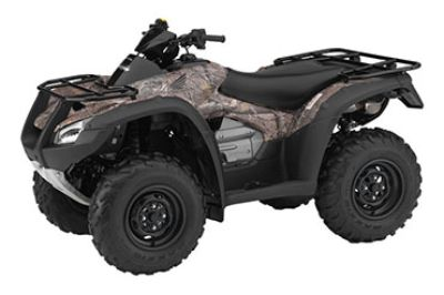 2018 Honda FourTrax Rincon Utility ATVs Hilliard, OH