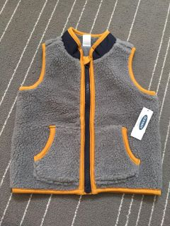 NEW with tags Old Navy 18-24m vest