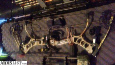 For Sale: Bear legion 50lb compound bow