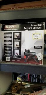 Texture Paint Sprayer #1803-62